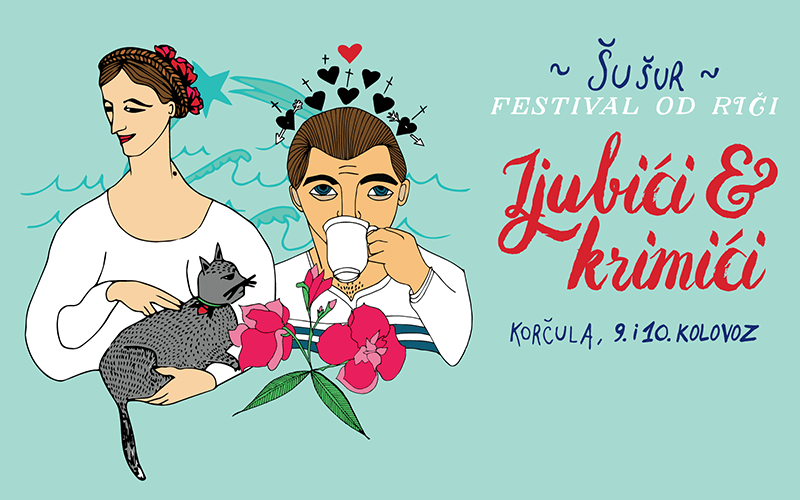 ŠUŠUR! FESTIVAL OF WORDS 2015