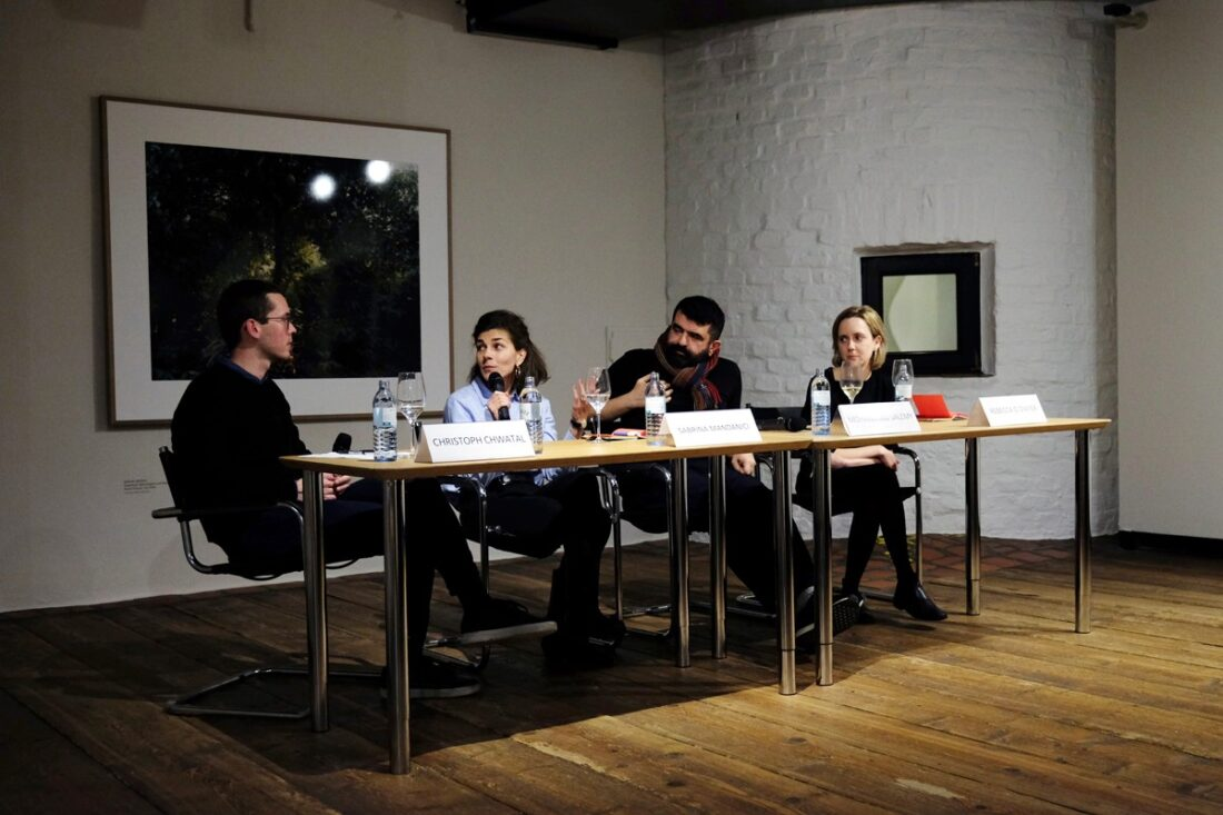 Panel Discussions on The Role of Art Criticism