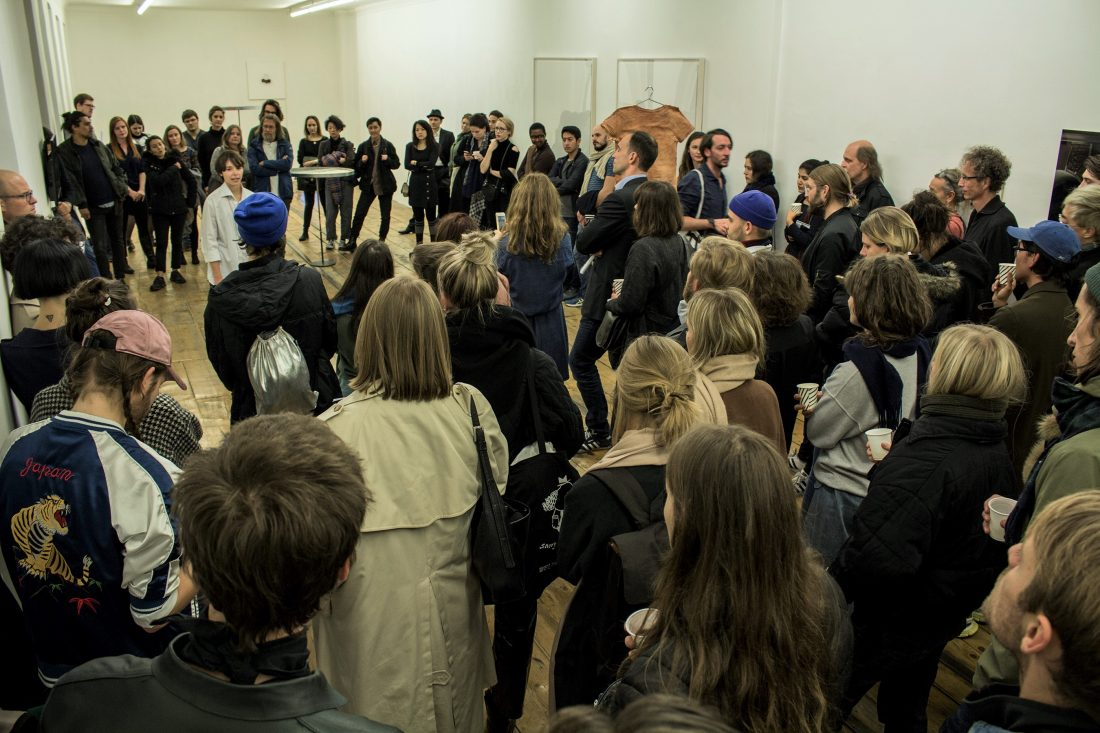 CURATORS' AGENDA: VIENNA 2019 – OPEN CALL FOR ART STUDENTS OF THE UNIVERSITY OF APPLIED ARTS VIENNA